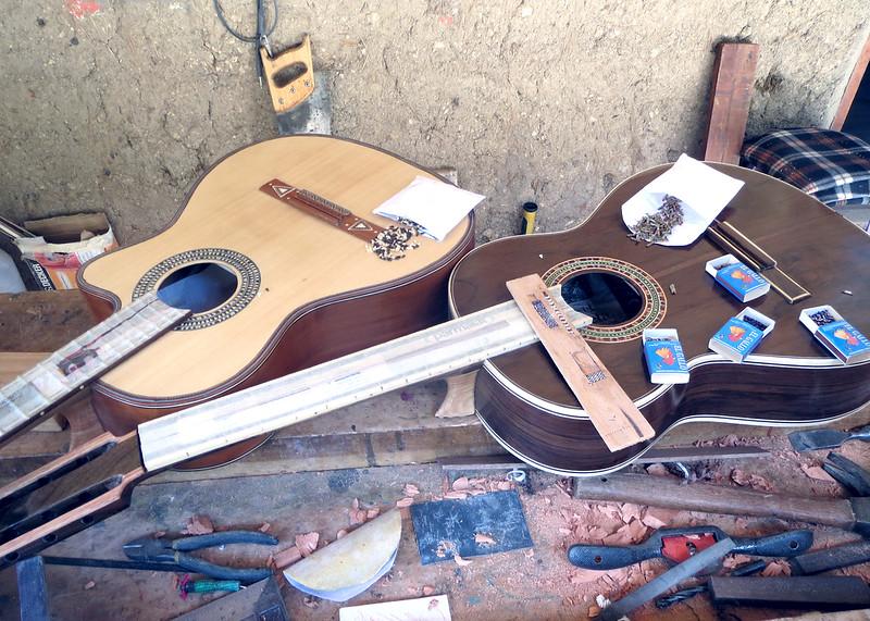 5/31/16 - Ruta de las guitarras San Bartolomé