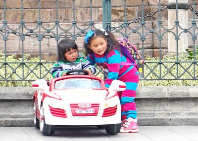 Parks in Cuenca