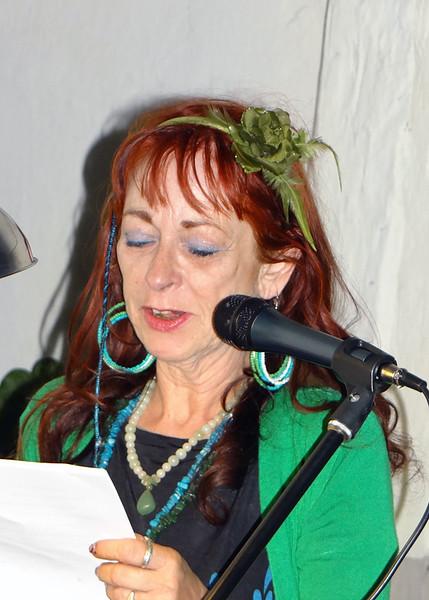 1/28/18 - The Spoken Word - Georgina Nuñez