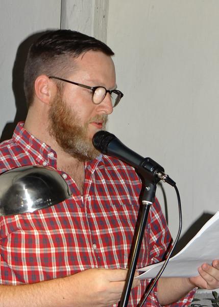1/28/18 - The Spoken Word - Scott Morris