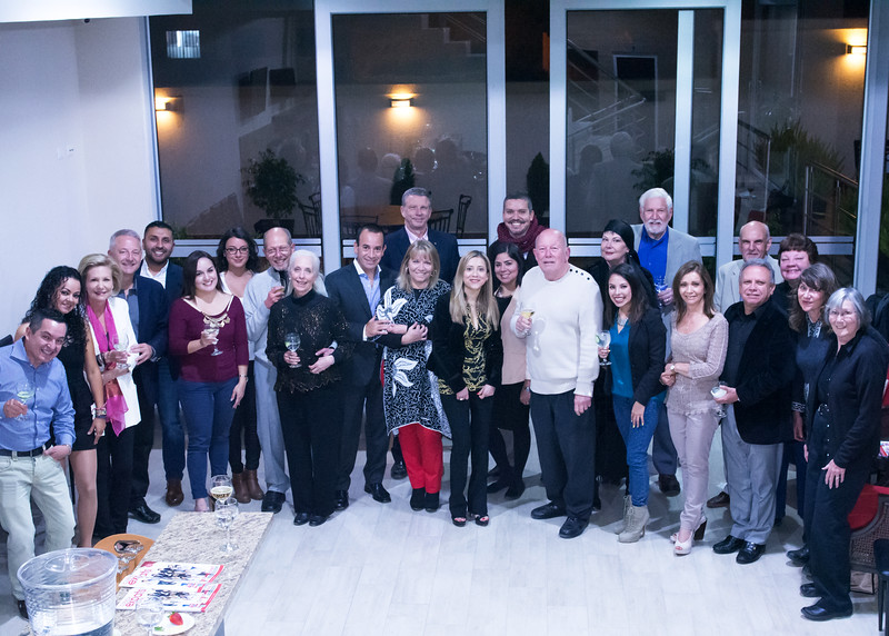 9/22/16 - Cuenca Expats Magazine's 1st Anniversary Party.