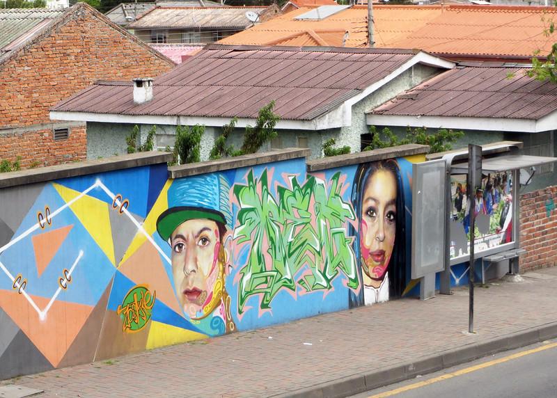 1/3/15 - Mural seen on city bus tour