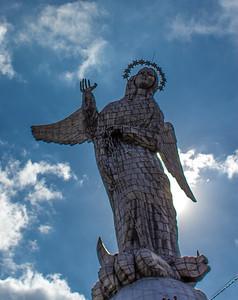 Virgen de Quito  - Quito's Madonna