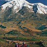Mt. Chimborazo, Ecuador