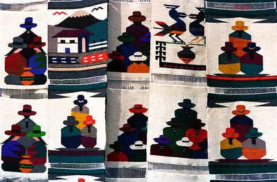 Traditional Handicrafts, Otavalo