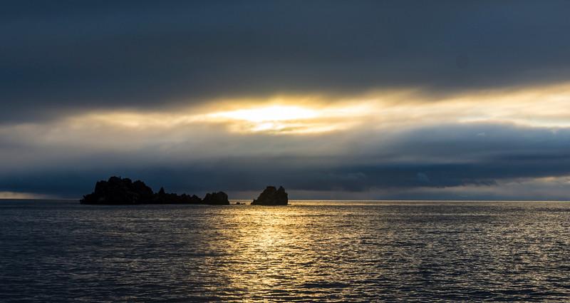 Small islet off Floreana Island
