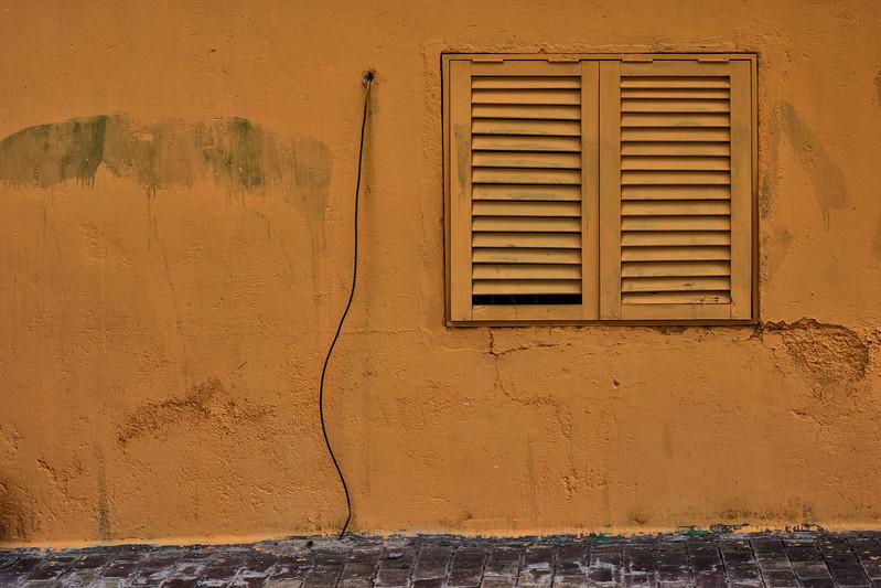 shutters, Puerto Baquerizo Moreno, San Cristobal Island
