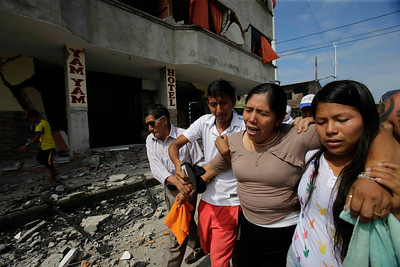 Earthquake April 2016