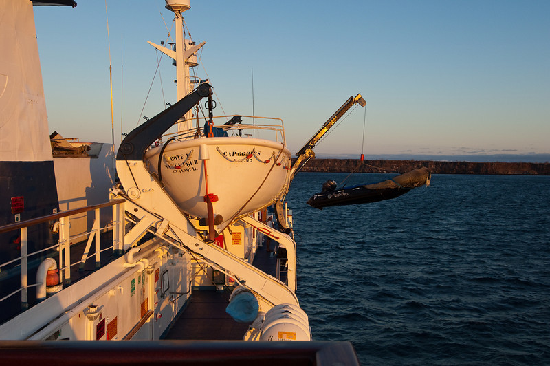 WEDNESDAY PM North Seymour Island