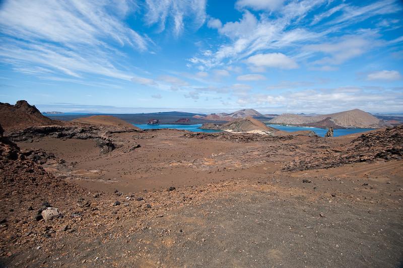 TUESDAY AM Bartolomé Island