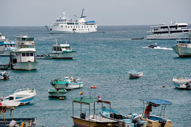FRIDAY Puerto Baquerizo Moreno (San Cristóbal (Chatham) Island)