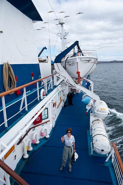 MONDAY Baltra Island