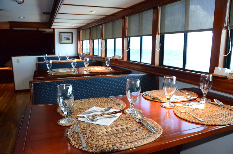 dining room of the Letty