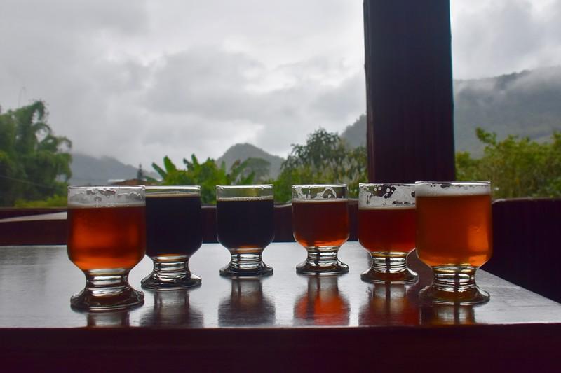 Pileus Brewery, Mindo, Pichincha, Ecuador