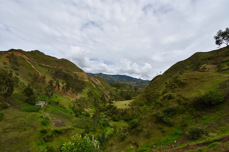 Quilotoa Lake, Cotopaxi, Ecuador