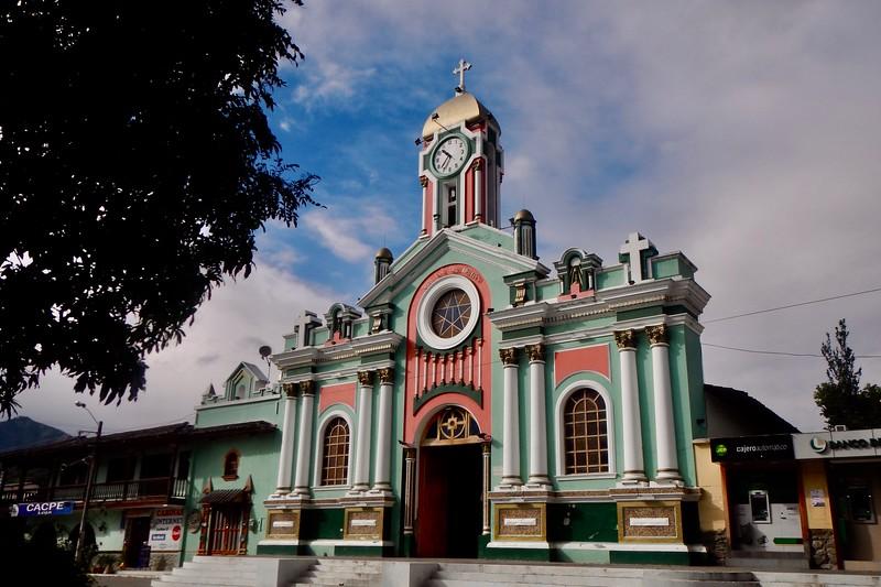 Vilcabamba, Loja, Ecuador