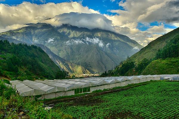 Farmland in Valley of Banos