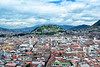 Quito from top of church