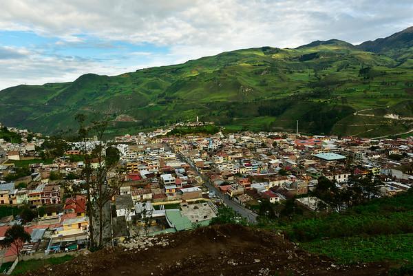 Town of Alausi