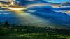 Amazing Sunrise in Otavalo