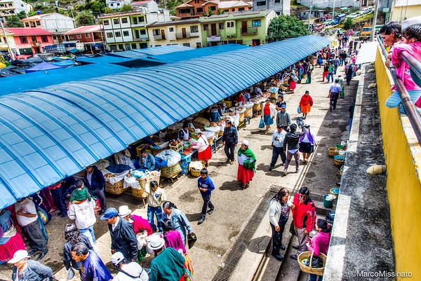 A Walk Through The Market