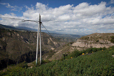 Day 1 Overlook Outside Quito