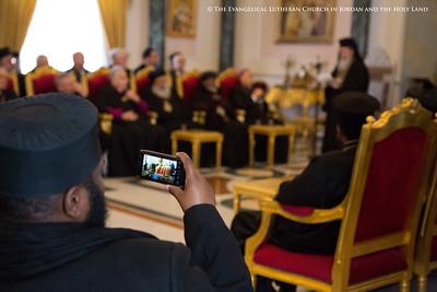 2014 Christmas Visits to Orthodox Churches