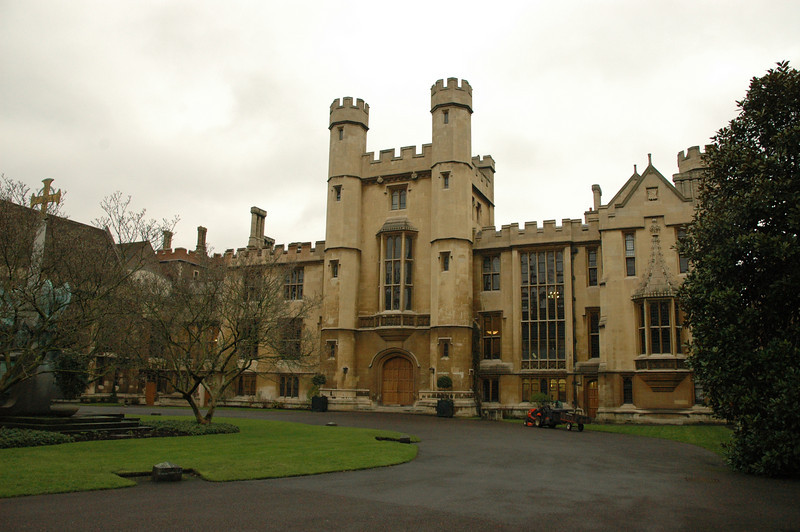 Lambeth Palace, London, is where the ELCA delegation met the Archbishop of Canterbury, Dr. Rowam Williams