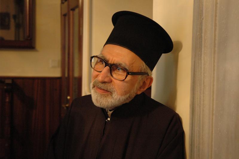 Father Dorotheos, Theological School of Halki (Turkey).