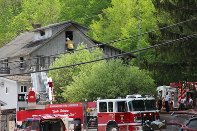 2 Alarm Structure Fire - Riverside Ave, Torrington, CT - Unknown Date