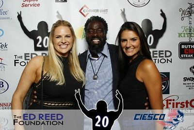Ed Reed Foundation Cocktail Party 07.15.16