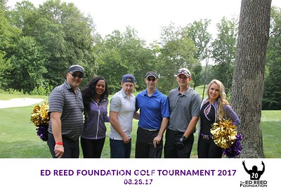 Ed Reed Foundation Golf Tournament 8.28.17