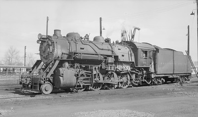 2018.15.N99D.7874--ed wilkommen 116 neg--B&O--steam locomotive 2-8-0 212--location unknown--no date