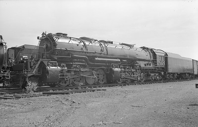 2018.15.N99D.7890--ed wilkommen 6x9 neg--B&O--steam locomotive 2-8-8-4 7624--location unknown--no date