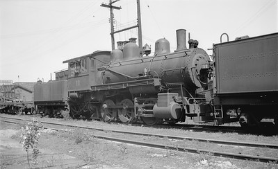 2018.15.N67A.3566--ed wilkommen 116 neg--CGW--steam locomotive 0-6-0 11--St Paul MN--1948 0526