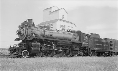 2018.15.N83.6336--ed wilkommen 116 neg--CP--steam locomotive 4-6-2 G5A 1200--Holland MB--1952 0623