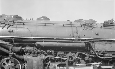 2018.15.N61B.2025--ed wilkommen 116 neg--DM&IR--steam locomotive M4 2-8-8-4 234 detail--location unknown--no date
