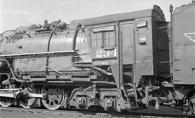 2018.15.N61B.2026--ed wilkommen 116 neg--DM&IR--steam locomotive M4 2-8-8-4 234 detail--location unknown--no date