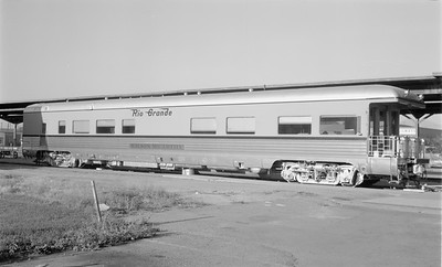 2018.15.N48.1633--ed wilkommen 116 neg--passenger car (business)--D&RGW--location unknown--no date