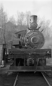 2018.15.N61C.2039--ed wilkommen 116 neg--Brimstone--Shay steam locomotive 36 detail--New River TN--no date