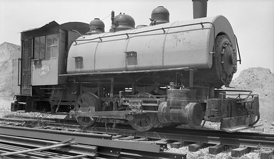 2018.15.N64.2588P--ed wilkommen 116 neg--Consumers Company--steam locomotive 0-4-0T 26--Crystal Lake IL--no date