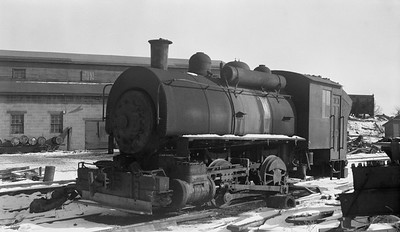 2018.15.N64.2588V--ed wilkommen 116 neg--Consumers Company--steam locomotive 0-4-0T 26--Cary IL--no date