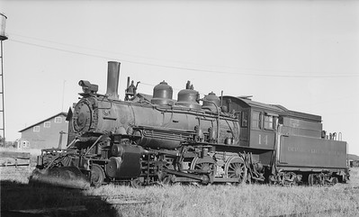 2018.15.N64.2672--ed wilkommen 116 neg--E&LS--steam locomotive 4-6-0 14--Wells MI--1956 1002
