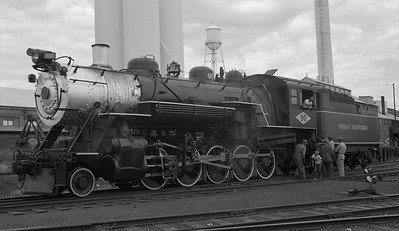 2018.15.N64D.8118--ed wilkommen 116 neg--Great Western--steam locomotive 2-10-0 90--Loveland CO--no date