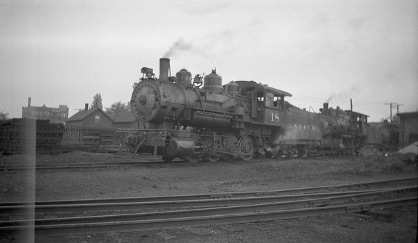 2018.15.N64.2778B--ed wilkommen 116 neg--LST&T--steam locomotive 0-8-0 18--Superior WI--1944 0625