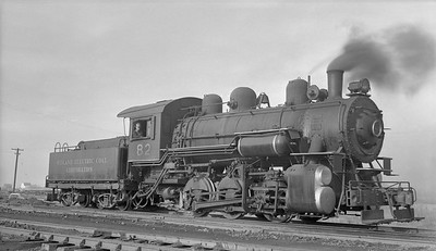 2018.15.N64.2822A--ed wilkommen 116 neg [Stan Mailer]--Midland Electric Coal Corp--steam locomotive 0-6-0 82--Middle Grove IL--no date