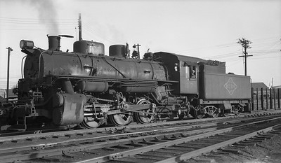 2018.15.N64G.8157--ed wilkommen 116 neg--N&PBL--steam locomotive 0-6-0 57--location unknown--no date