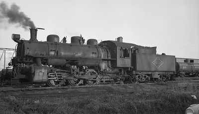 2018.15.N64G.8159--ed wilkommen 116 neg--N&PBL--steam locomotive 0-6-0 63--location unknown--no date