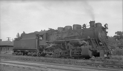 2018.15.N64G.8162--ed wilkommen 116 neg--N&PBL--steam locomotive 0-6-0 80--South Norfolk VA--1954 0800