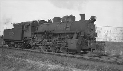 2018.15.N64G.8156--ed wilkommen 116 neg--N&PBL--steam locomotive 0-6-0 55--location unknown--no date